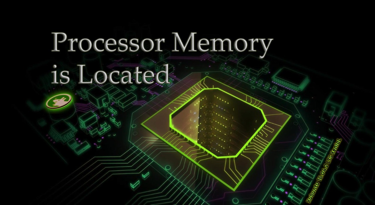 What Type of Processor Memory is Located on the Processor Chip?