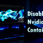 Disable Nvidia Container to Fix High CPU Usage