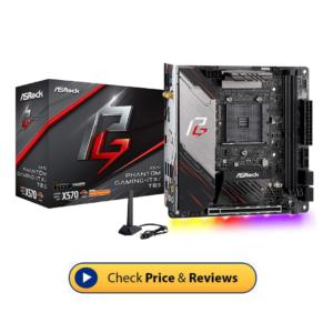 ASRock X570 Phantom Mini ITX