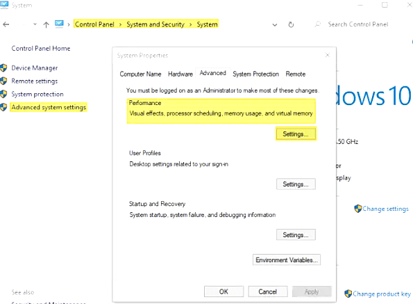 Add Your Program to an Exception Access List.