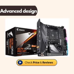 Gigabyte I Aorus Pro AMD X570