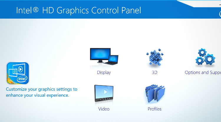 Install the Latest Integrated Graphics Driver