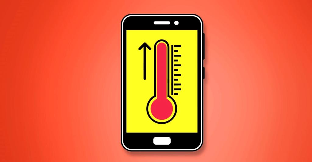 ideal temperature for phones