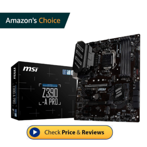 MSI Z390-A PRO Review In 2021